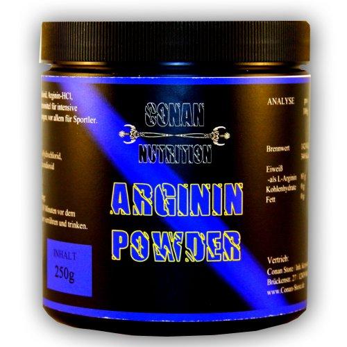 Conan Nutrition ARGININ POWDER 500