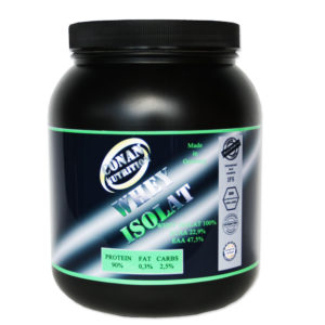 Conan Nutrition Whey Isolat