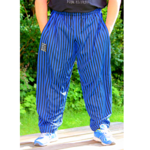Conan Wear Bodybuilding Hose Black Blue