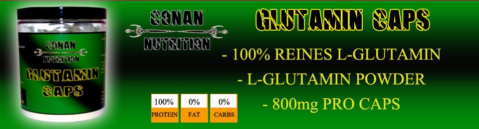 Banner glutamin caps