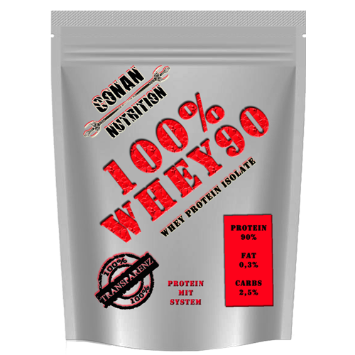 conan Nutrition protein-system-whey90