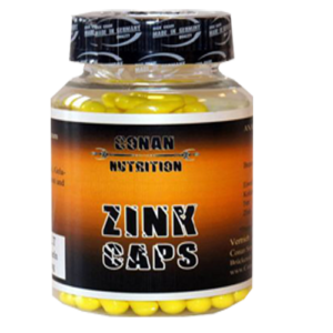 ZINK CAPS CONAN NUTRITION
