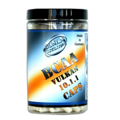 BCAA VULKAN CAPS CONAN NUTRITION