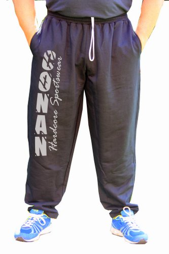 CONAN WEAR HOSE CONAN BLACK GREY