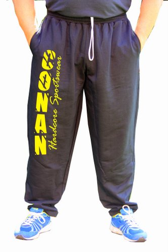 CONAN WEAR HOSE CONAN BLACK YELLOW