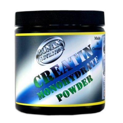 CREATIN MONOHYDRATE POWDER CONAN NUTRITION