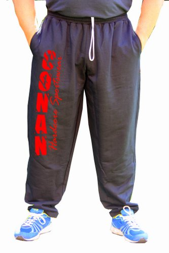 CONAN WEAR HOSE CONAN BLACK RED