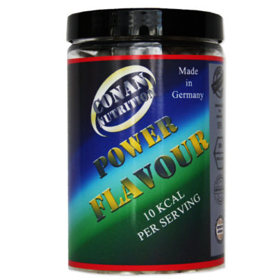 Conan Nutrition Pover Flavour