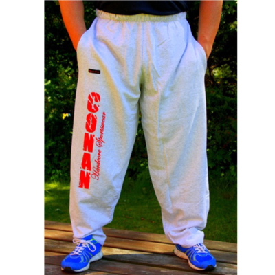 Conan Wear Bodybuilding Hose Conan Grey Red