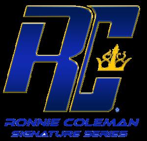 Ronnie Coleman Signature Series logo klein1