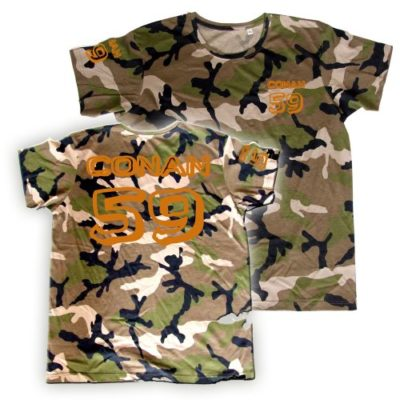 Conan Wear American Shirt Army-b