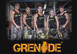 grenade banner
