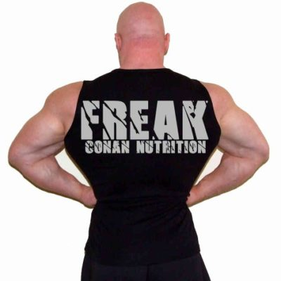 muscle-shirt-freak Conan Nutrition