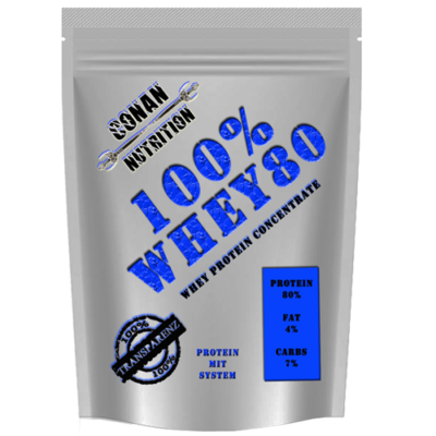 Conan Nutrition protein-system-whey80