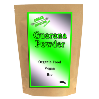 Conan Nutrition veggie-guarana-powder