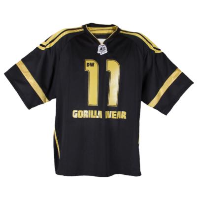 Gorilla Wear Athlete T-Shirt Dennis Wolf