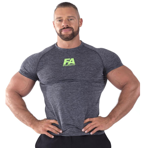 fasportswear-t-shirt-compression-grau