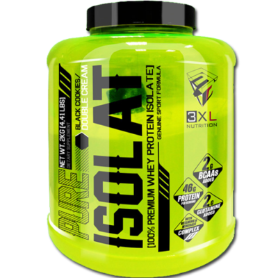 3XL NUTRITION PURE isolat