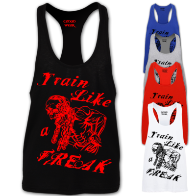 Conan Wear Muscle Shirt Train Like A Freak alle