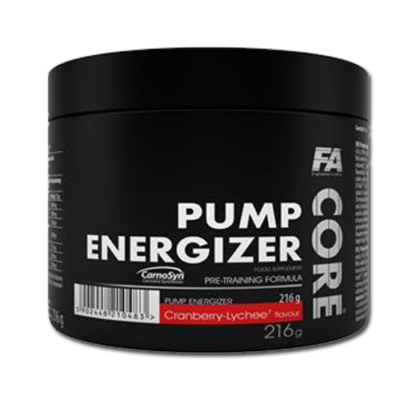 FA NUTRITION PUMP ENERGIZER CORE