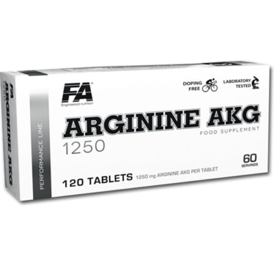 FA NUTRITION ARGININE-AKG TAB