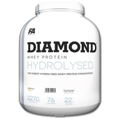 FA NUTRITION DIAMOND WHEY PROTEIN HYDROLYSED
