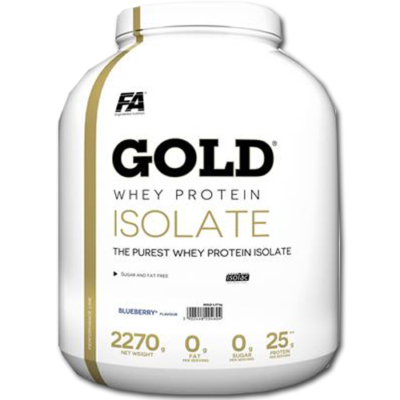 FA NUTRITION GOLD WHEY PROTEIN ISOLATE