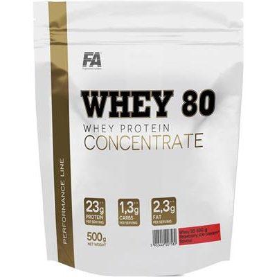 Fa Nutrition whey80
