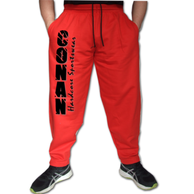 CONAN WEAR BODYBUILDING HOSE CONAN RED