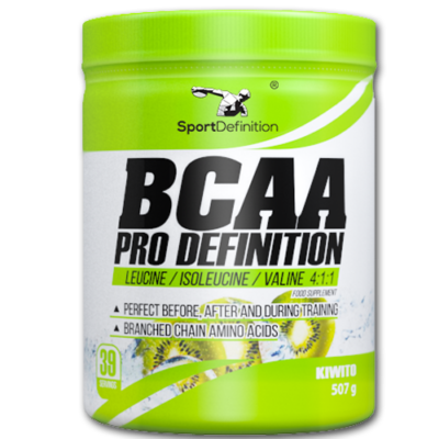 SportDefinition BCAA Pro Definition