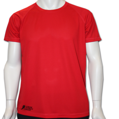 CFW FITNESS SHIRT MIKE RED