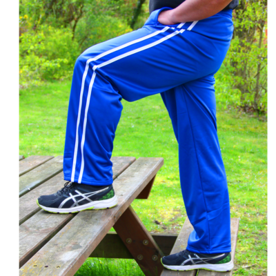 Conan Wear Jogging Hose Florida Blue 2