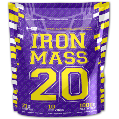 IHS IRON MASS 1000g