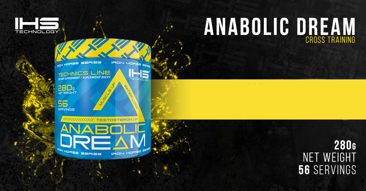 Iron Horse Series Anabolic Dream banner