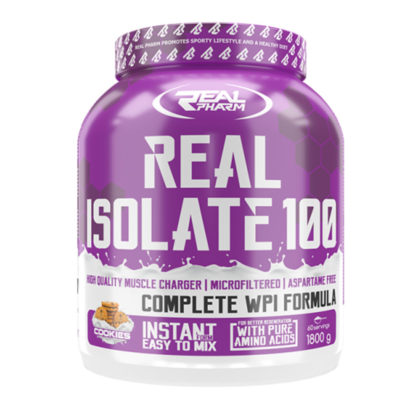 REAL PHARM REAL ISOLATE 2000