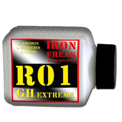 IRON FREAK - R01 - GH EXTREME Dose