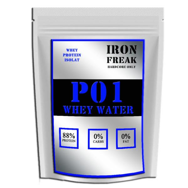 IRON FREAK P01 WHEY WATER